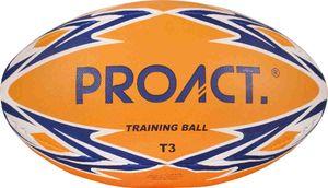 Rugby Ball orange/navy