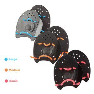 ZAOSU Handpaddles | Unisex Schwimmpaddles für Triathleten & Schwimmer, Größe:M