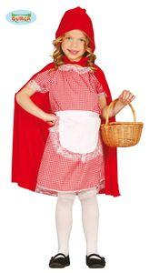 Fiestas Guirca rotkäppchen Kostüm Polyester mt 5-6 Jahre