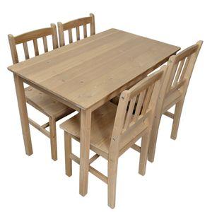 Essgruppe Tischgruppe Esstischset Sitzgruppe Esstischgruppe Esszimmergruppe