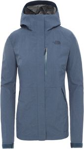 The North Face Dryzzle FutureLight Jacke Damen blue wing teal heather Größe XL