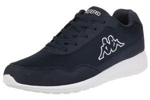 Kappa Unisex Sneaker Follow blau/weiss, Schuhgröße:43 EU