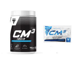 TREC CM3 1250 Tri Creatine Malate 360 Kapseln
