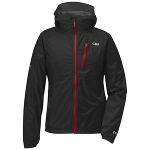 Outdoor Research Funktionsjacke Women's Helium II Jacket black/flame XS