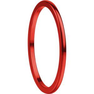 Bering Innenring ultraschmal Aluminium  rot 564-40-X0, Bering Größe Innenring:10 (U=68mm / Ø=21.6mm)