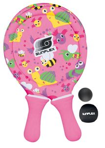 Sunflex Beachballset Youngster Birds & Bees