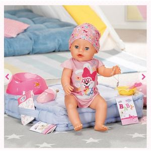 ZAPF CREATION Baby born Magic Girl 0 0 STK