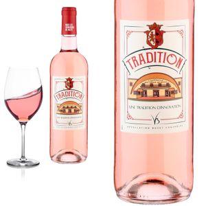 2019 Buzet Rosé Cuvée Tradition von Vignerons de Buzet - Rosewein