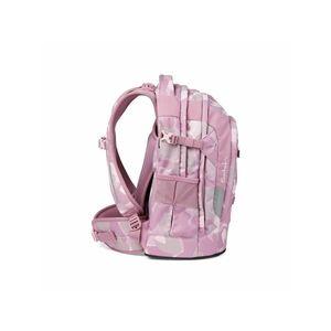 Satch Schulrucksack Heartbreaker, Farbe/Muster: rose, purple