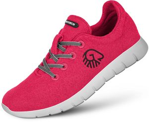 Giesswein Merino Wool Runners Damen rubin Schuhgröße EU 40