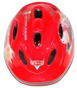 Disney Fahrradhelm Kinderhelm Kinder Fahrrad Rad Schutzhelm Helm Cars Mcqueen