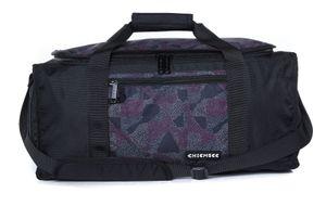 CHIEMSEE Duffle Medium Pink / Black