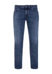 Alberto - Herren 5-Pocket Jeans Regular Fit (1572 4817), Größe:W38/L32, Farbe:Navy (898)