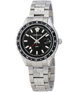 Versace V11100017 Hellenyium GMT Herrenuhr