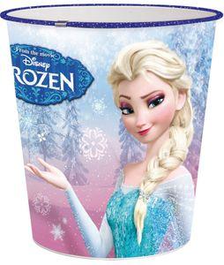 Frozen Die Eiskönigin Kinder Papierkorb Mülleimer Kunststoff Abfalleimer Eimer