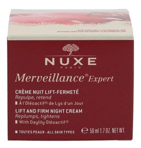 Nuxe Merveillance Expert Anti-Aging-Creme Für Die Nacht 50ml
