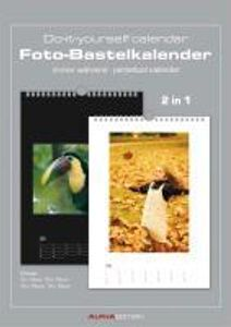 Foto-Bastelkalender s/w immerwährend