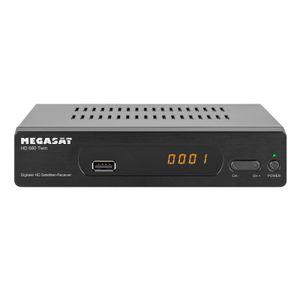 Megasat HD 660 Twin PVR, Farbe:Schwarz