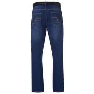 Pierre Cardin Herren, Herren Web Belt Jeans 34W L