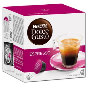 Nescafé Dolce Gusto Espresso | 16 Kaffeekapseln