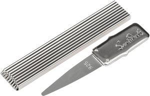 Sanident Zahnstocher mit echtem Silberblatt aus Silber 925