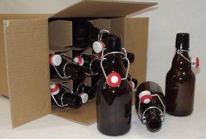 12 Bügelflaschen 330 ml im Karton
