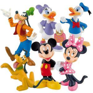 Disney Mickey Mouse Figuren Spiel Set (6 Stück)