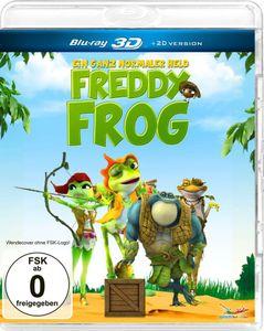 Freddy Frog - Ein ganz normaler Held 3D