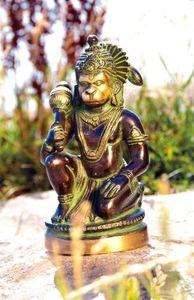 Hanuman Statue 13 cm Affenkönig