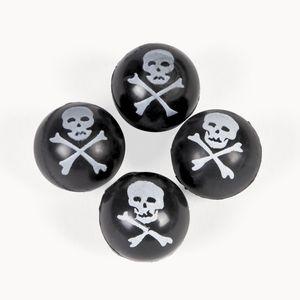 Piraten Flummi Mitgebsel Gastgeschenk 12 Stück