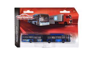 Dickie Toys - Spielfahrzeuge, MAN City Bus+Siemens Avenio Tram 6-sort.; 212053303