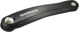 Shimano Kurbelarm links 175mm FC-MT101 schwarz Tretkurbel Y-0G403100