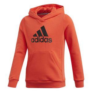 Adidas Yb Mh Bos Po Hi-Res Red / Black 128 cm