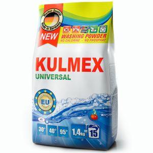 KULMEX® - Vollwaschmittel Pulver, 16er Pack (1 x 240 Waschladungen)