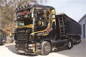 1:24 Scania R730 V8 Topline Imperial Bausatz + Dekor Tamiya ITALERI 510003883
