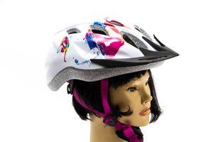 FISCHER Fahrrad Helm Infusion Dance Sturz Schutz Bike Helmet Gr. L/XL 58-62cm