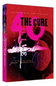 40 Live - Curætion 25 - Anniversary (Limited Edition) - The Cure -   - (Blu-ray Video / Pop / Rock)
