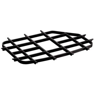 Haas Kunststoff Ausgussbecken Auflagerost NINA, schwarz, 6223