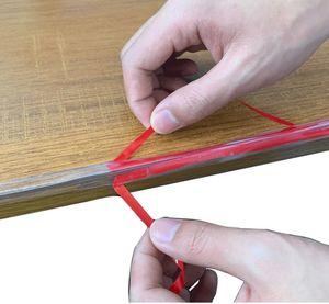 6m Kantenschutz PVC Eckschutz Baby Kinder Sicherheit Tisch Möbel Ecken Schutz