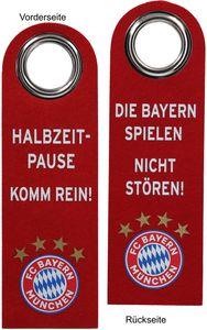 FC Bayern München Türhänger