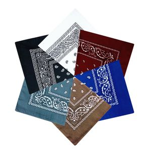 6PC Bandanas für Männer und Frauen Mode Bandana Weiches und langlebiges Bandana,Farbe:Bunt