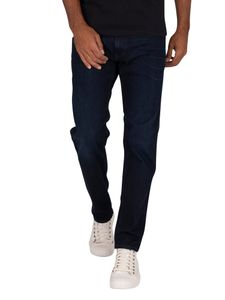 Replay Herren Anbass Slim Jeans, Blau 32W x 32L
