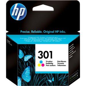 HP 301 Tintenpatrone - Cyan, Magenta, Gelb Original - Tintenstrahl - 1er Pack