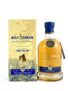 Kilchoman 100% Islay, Release 2020 - Alc. 50% vol. / 20ppm