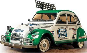 Tamiya 1:10 RC Elektro Auto Citroen 2CV Rally (M-05Ra) Bausatz