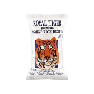 Royal Tiger - 18 Kg Gebrochener Jasmin Reis