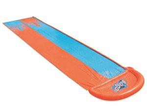 Bestway bauchspeck H2O GOJunior 550 cm orange/blau