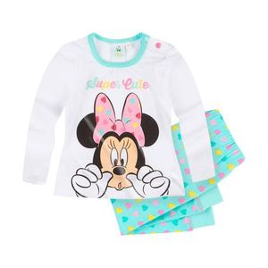 Disney Minnie Pyjama hellblau(3M) (18M|hellblau)