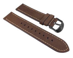 Timex Ersatzband Uhrenarmband Wildleder Band Braun 20mm für T49905, T49904