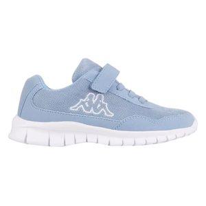 Kappa Uni-Kinder Sneaker Follow K Blue/White 260604K, Schuhgröße:31 EU